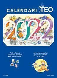 2022 CALENDARI TEO