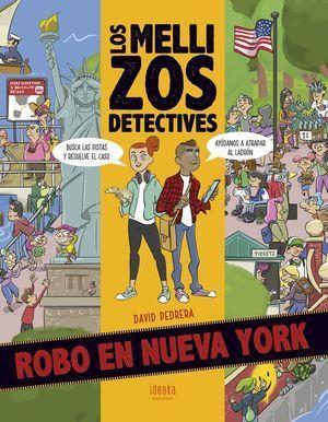 LOS MELLIZOS DETECTIVES: ROBO EN NUEVA YORK