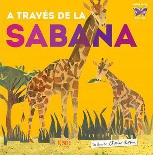 NATURALEZA POP-UPS: A TRAVÉS DE LA SABANA