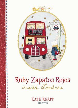 RUBY ZAPATOS ROJOS: VISITA LONDRES