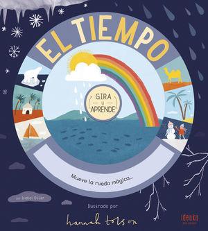 EL TIEMPO. GIRA Y APRENDE