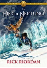 LOS HEROES DEL OLIMPO 2: EL HIJO DE NEPTUNO