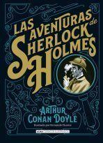 CLASICOS JUVENILES: LAS AVENTURAS DE SHERLOCK HOLMES