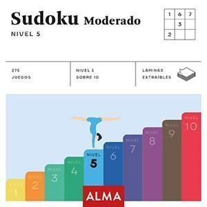 SUDOKU MODERADO (NIVEL 5)