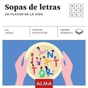 SOPA DE LETRAS, UN PLACER DE LA VIDA
