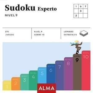 SUDOKU EXPERTO (NIVEL 9)