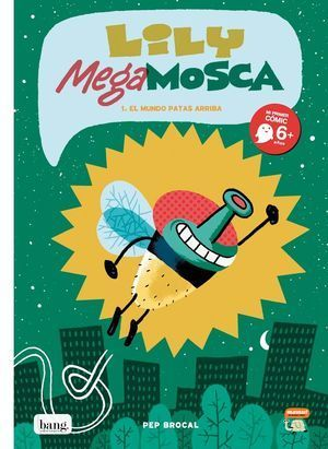 MAMUT 6+ 21: LILY MEGA MOSCA