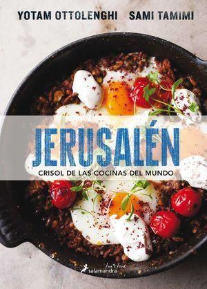 JERUSALÉN. CRISOL DE LAS COCINAS DEL MUNDO (SFUN&F