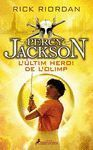PERCY JACKSON 5: ULTIM HEROI DE L'OLIMP