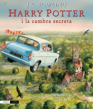 HARRY POTTER IL·LUSTRAT 2: I LA CAMBRA SECRETA