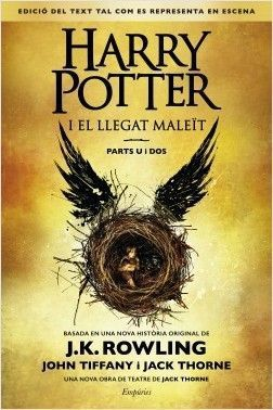 HARRY POTTER 8: I EL LLEGAT MALEIT