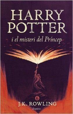 HARRY POTTER 6: I EL MISTERI DEL PRÍNCEP