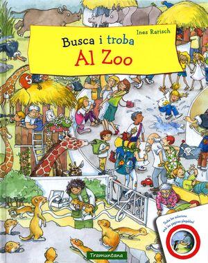 BUSCA I TROBA: AL ZOO