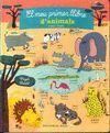 EL MEU PRIMER LLIBRE D'ANIMALS CAT/ ANGLÈS