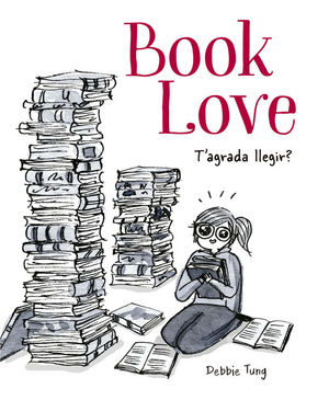 BOOK LOVE CAT