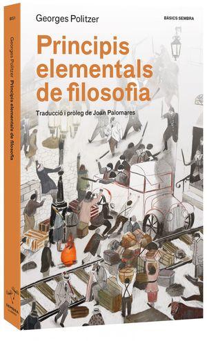 PRINCIPIS ELEMENTALS DE FILOSOFIA