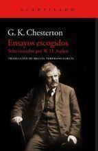 ENSAYOS ESCOGIDOS CHESTERTON