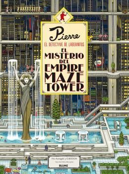 PIERRE EL DETECTIVE: EL MISTERIO DEL EMPIRE MAZE TOWER