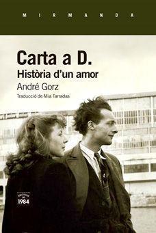 CARTA A D. HISTÒRIA D'UN AMOR