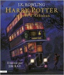 HARRY POTTER IL·LUSTRAT 3: I EL PRES D'AZKABAN