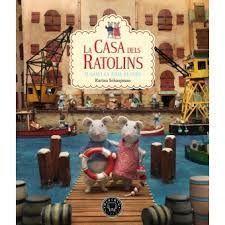 LA CASA DELS RATOLINS 4: EL SAM I LA JÚLIA AL PORT