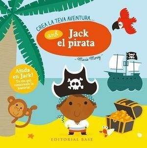 CREA LA TEVA AVENTURA AMB JACK EL PIRATA