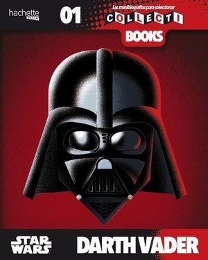 COLECTI BOOKS: DARTH VADER