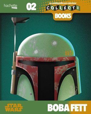 COLECTI BOOKS: BOBA FETT