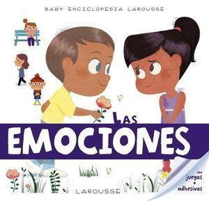 BABY ENCICLOPEDIA: LAS EMOCIONES