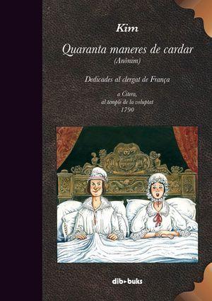 QUARANTA MANERES DE CARDAR