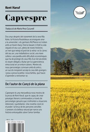 TRILOGIA DE HOLT 2: CAPVESPRE