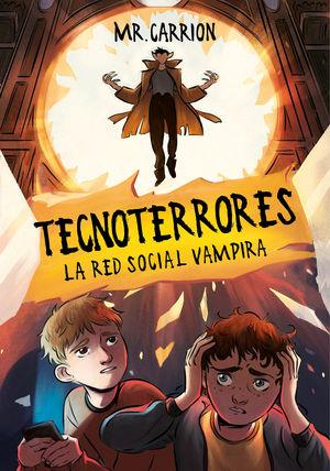 TECNOTERRORES: LA RED SOCIAL VAMPIRA