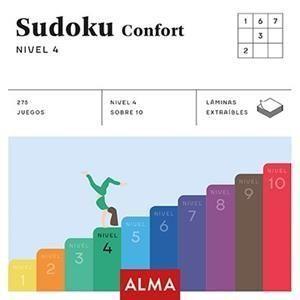 SUDOKU CONFORT (NIVEL 4)