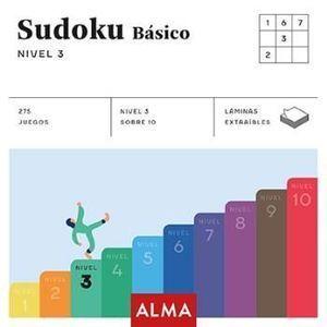 SUDOKU BÁSICO (NIVEL 3)
