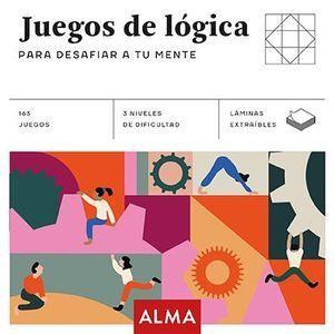 JUEGOS DE LÓGICA PARA DESAFIAR TU MENTE