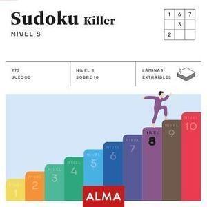 SUDOKU KILLER (NIVEL 8)