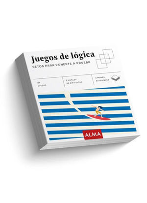 JUEGOS DE LÓGICA, NUEVOS RETOS PARA PONERTE A PRUEBA
