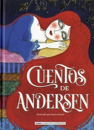 CLÁSICOS JUVENILES: CUENTOS DE ANDERSEN
