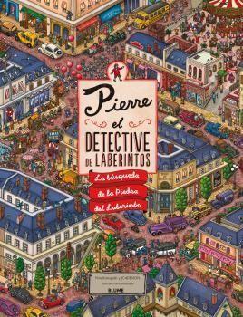 PIERRE EL DETECTIVE: DE LABERINTOS