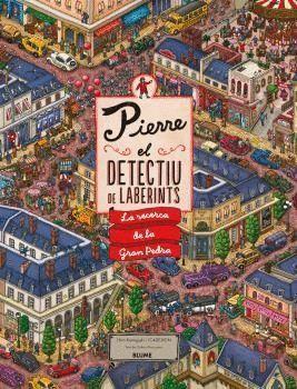PIERRE EL DETECTIU: DE LABERINTS