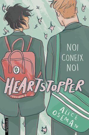 HEARTSTOPPER 1: NOI CONEIX NOI