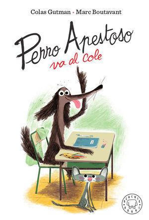 PERRO APESTOSO VA AL COLE