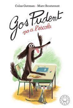 GOS PUDENT VA A L'ESCOLA