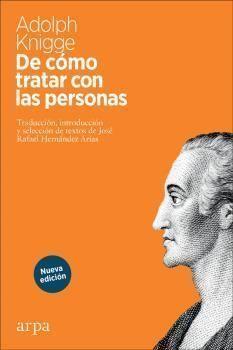 DE CÓMO TRATAR CON LAS PERSONAS