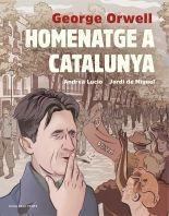HOMENATGE A CATALUNYA -CÒMIC
