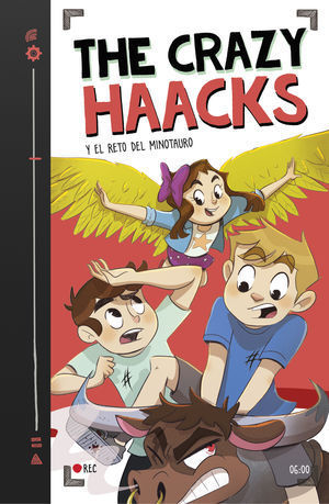 THE CRAZY HAACKS 6: Y EL RETO DEL MINOTAURO (THE CRAZY HAACKS 6)