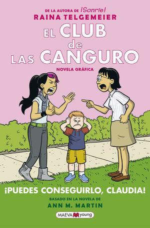 EL CLUB DE LAS CANGURO 4: EL TALENTO DE CLAUDIA