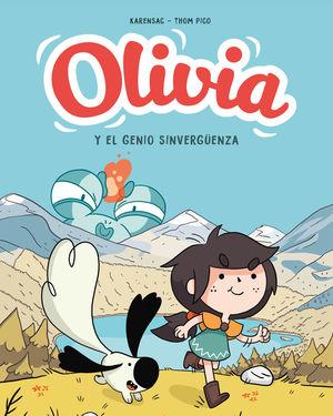 OLIVIA 1: EL GENIO SINVERGÜENZA (OLIVIA 1)
