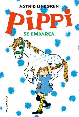PIPPI 2: SE EMBARCA