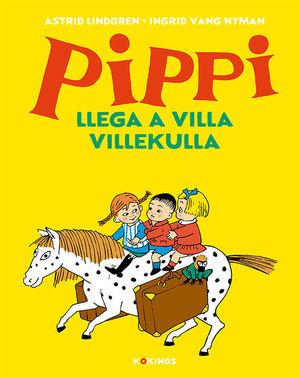 PIPPI 1: LLEGA A VILLA VILLEKULLA